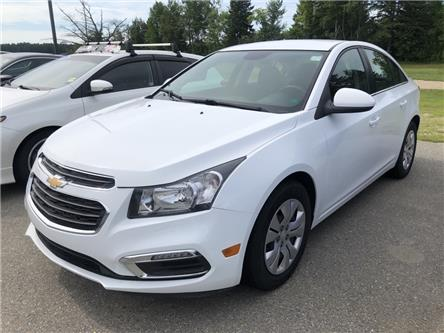 2015 Chevrolet Cruze 1LT (Stk: MM983) in Miramichi - Image 1 of 5