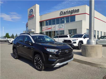 2020 Toyota RAV4 Trail (Stk: 20556) in Bowmanville - Image 1 of 7