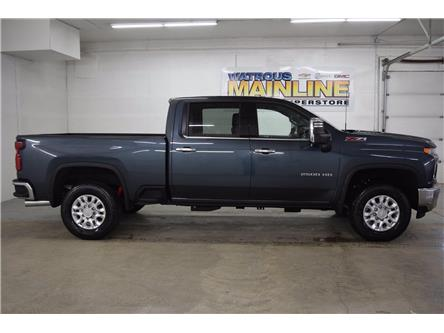 2020 Chevrolet Silverado 2500HD LTZ (Stk: L1320) in Watrous - Image 1 of 49