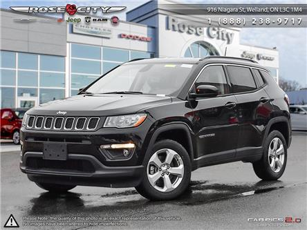2018 Jeep Compass North (Stk: K2523A) in Welland - Image 1 of 27