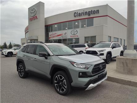2020 Toyota RAV4 Trail (Stk: 20588) in Bowmanville - Image 1 of 7