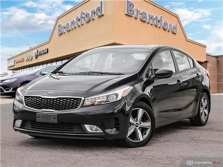 2018 Kia Forte  (Stk: T8520A) in Brantford - Image 1 of 27