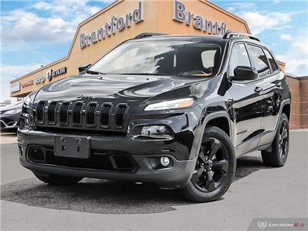 2016 Jeep Cherokee North (Stk: J4046A) in Brantford - Image 1 of 25