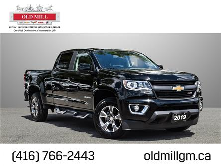 2019 Chevrolet Colorado Z71 (Stk: 128256U) in Toronto - Image 1 of 28