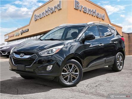 2014 Hyundai Tucson GLS (Stk: J4047A) in Brantford - Image 1 of 27