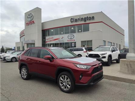2020 Toyota RAV4 XLE (Stk: 20561) in Bowmanville - Image 1 of 7