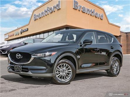 2018 Mazda CX-5 GS (Stk: J4129A) in Brantford - Image 1 of 27