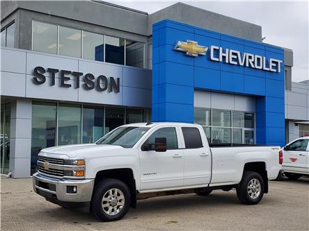 2015 Chevrolet Silverado 3500HD LT (Stk: P2611) in Drayton Valley - Image 1 of 16