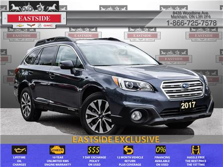 2017 Subaru Outback 3.6R Limited (Stk: 404641B) in Markham - Image 1 of 30