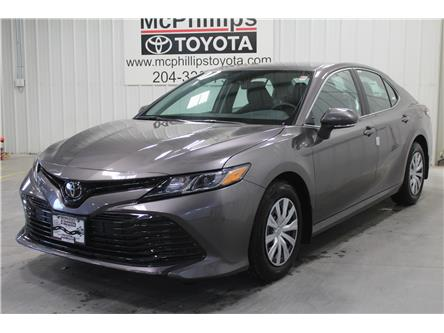 2020 Toyota Camry LE (Stk: U955482) in Winnipeg - Image 1 of 20