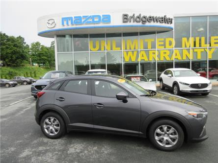 2017 Mazda CX-3 GX (Stk: ) in Hebbville - Image 1 of 20