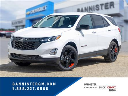 2020 Chevrolet Equinox LT (Stk: 20-088) in Edson - Image 1 of 17