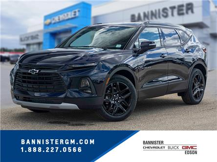 2020 Chevrolet Blazer True North (Stk: 20-042) in Edson - Image 1 of 16