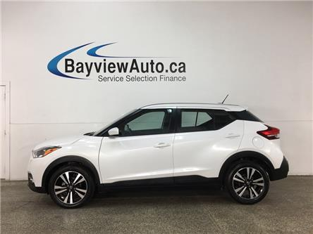 2020 Nissan Kicks SV (Stk: 36886EW) in Belleville - Image 1 of 26