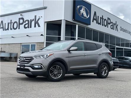2018 Hyundai Santa Fe Sport 2.4 Luxury (Stk: 18-46470RJB) in Barrie - Image 1 of 30