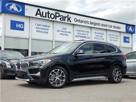 2020 BMW X1 xDrive28i (Stk: 20-10709) in Brampton - Image 1 of 25