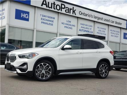 2020 BMW X1 xDrive28i (Stk: 20-13481) in Brampton - Image 1 of 24
