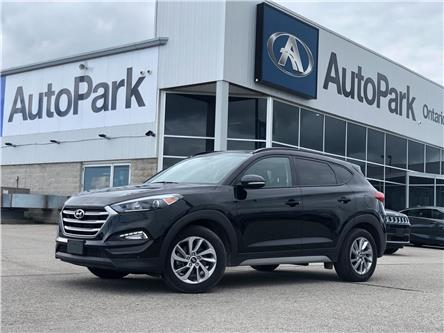 2018 Hyundai Tucson SE 2.0L (Stk: 18-23259RJB) in Barrie - Image 1 of 31
