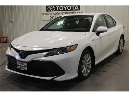 2020 Toyota Camry Hybrid LE (Stk: U014526) in Winnipeg - Image 1 of 19