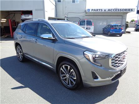 2019 GMC Terrain Denali (Stk: T19218) in Campbell River - Image 1 of 27