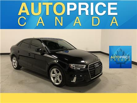 2018 Audi A3 2.0T Komfort (Stk: W0989) in Mississauga - Image 1 of 26