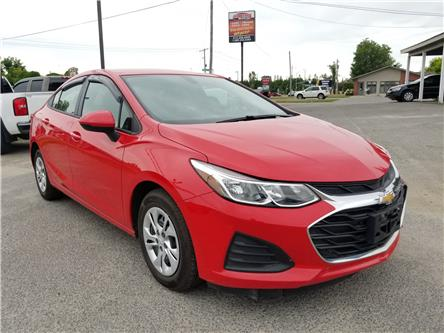 2019 Chevrolet Cruze LS (Stk: ) in Kemptville - Image 1 of 15