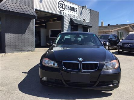 2006 BMW 325i  (Stk: ) in Winnipeg - Image 1 of 16