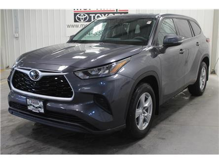 2020 Toyota Highlander LE (Stk: S514565) in Winnipeg - Image 1 of 23