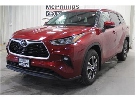 2020 Toyota Highlander XLE (Stk: S001026) in Winnipeg - Image 1 of 21
