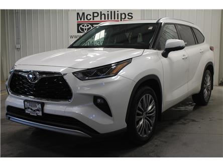 2020 Toyota Highlander Limited (Stk: S029753) in Winnipeg - Image 1 of 26