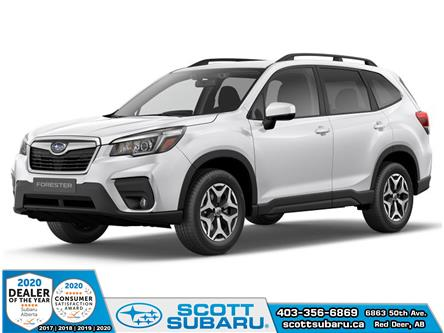 2020 Subaru Forester Convenience (Stk: 412401) in Red Deer - Image 1 of 13
