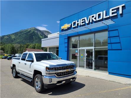2018 Chevrolet Silverado 1500 1LZ (Stk: 20277L) in Fernie - Image 1 of 11