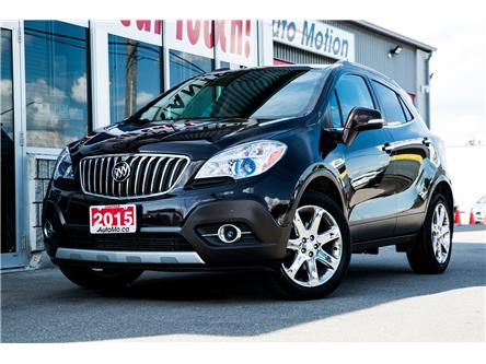 2015 Buick Encore Premium (Stk: 20456) in Chatham - Image 1 of 25