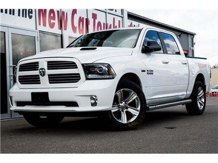 2016 RAM 1500 Sport (Stk: 20551) in Chatham - Image 1 of 25