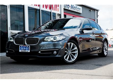 2016 BMW 528i xDrive (Stk: T20360) in Chatham - Image 1 of 28