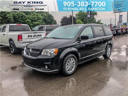 2020 Dodge Grand Caravan Premium Plus (Stk: 203580) in Hamilton - Image 1 of 16