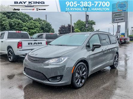 2020 Chrysler Pacifica Touring-L Plus (Stk: 201001) in Hamilton - Image 1 of 19
