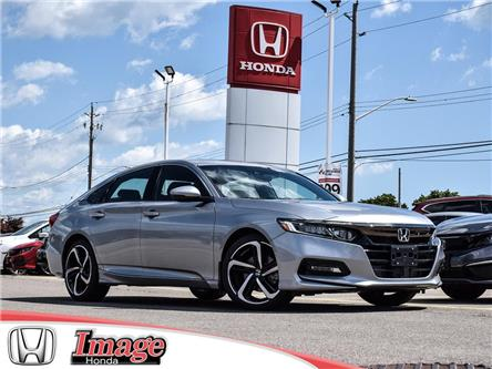 2020 Honda Accord Sport 1.5T (Stk: 10A505) in Hamilton - Image 1 of 24