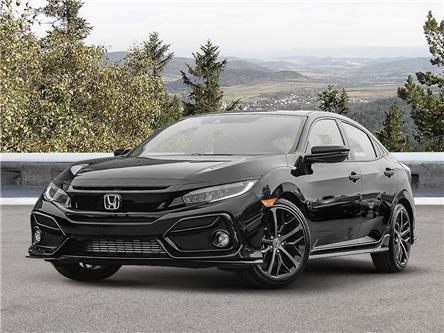 2020 Honda Civic Sport Touring (Stk: 20037) in Milton - Image 1 of 23