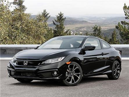 2020 Honda Civic Sport (Stk: 20588) in Milton - Image 1 of 20