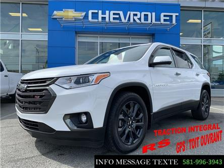 2019 Chevrolet Traverse  (Stk: X8283) in Ste-Marie - Image 1 of 30
