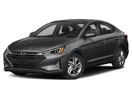 2020 Hyundai Elantra Preferred w/Sun & Safety Package (Stk: H5041) in Toronto - Image 1 of 9