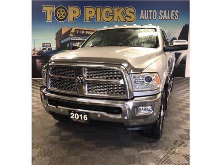 2016 RAM 2500 Laramie (Stk: 162255) in NORTH BAY - Image 1 of 28