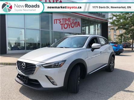 2016 Mazda CX-3 GT (Stk: 354671) in Newmarket - Image 1 of 29