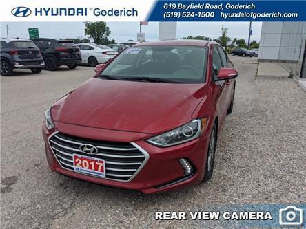 2017 Hyundai Elantra GL (Stk: 20119A) in Goderich - Image 1 of 17