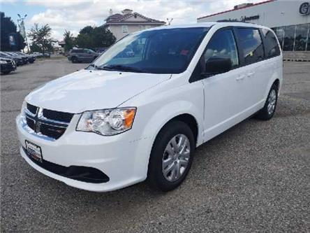 2020 Dodge Grand Caravan SE (Stk: 20-177) in Ingersoll - Image 1 of 20