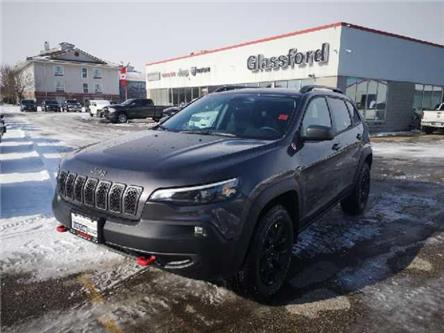 2020 Jeep Cherokee Trailhawk (Stk: 20-045) in Ingersoll - Image 1 of 20
