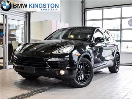 2013 Porsche Cayenne Base (Stk: 20126B) in Kingston - Image 1 of 10