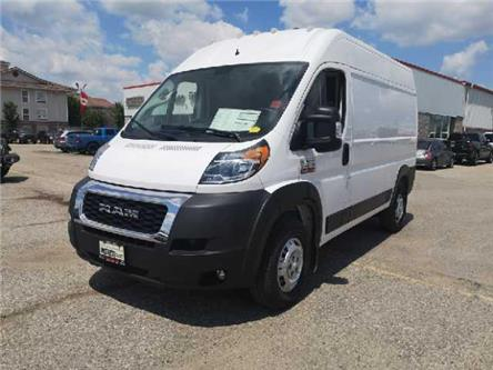 2020 RAM ProMaster 2500 High Roof (Stk: 20-178) in Ingersoll - Image 1 of 19