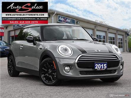 2015 MINI Cooper  (Stk: 1CP1G23) in Scarborough - Image 1 of 28